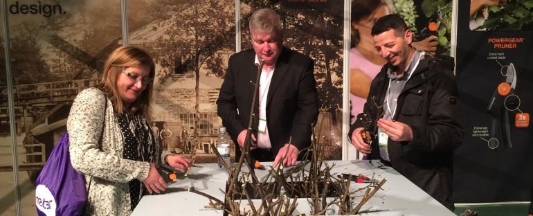 Fiskars Trade Show