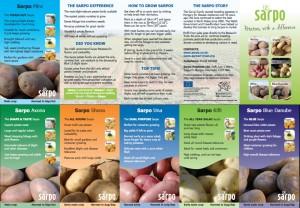 Sarpo leaflet